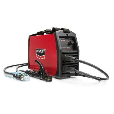 90 Amp Inverter Arc 120 Stick Welder, Single Phase, 120-Volt