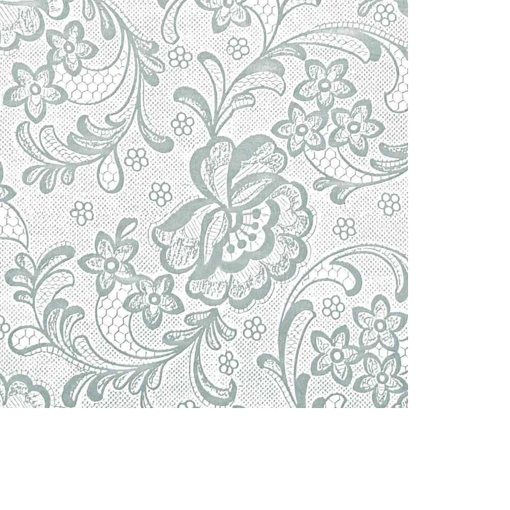 Frosty 18 in. x 20 ft. Frosty White Lace Transparent Self-Adhesive