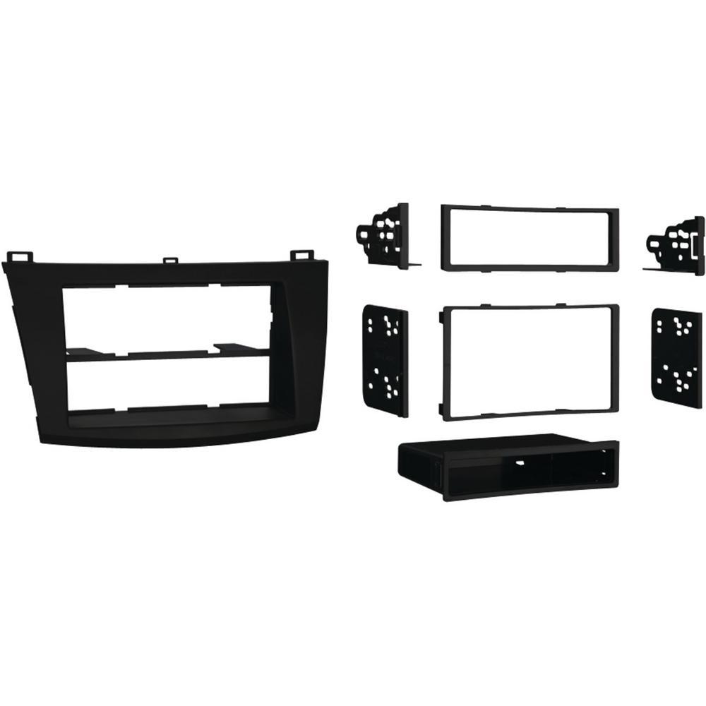 2010-2013 Mazda 3 Single or Double DIN Installation Kit