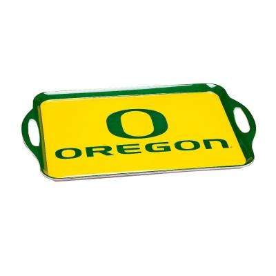 NCAA Oregon Ducks Melamine Serving Tray