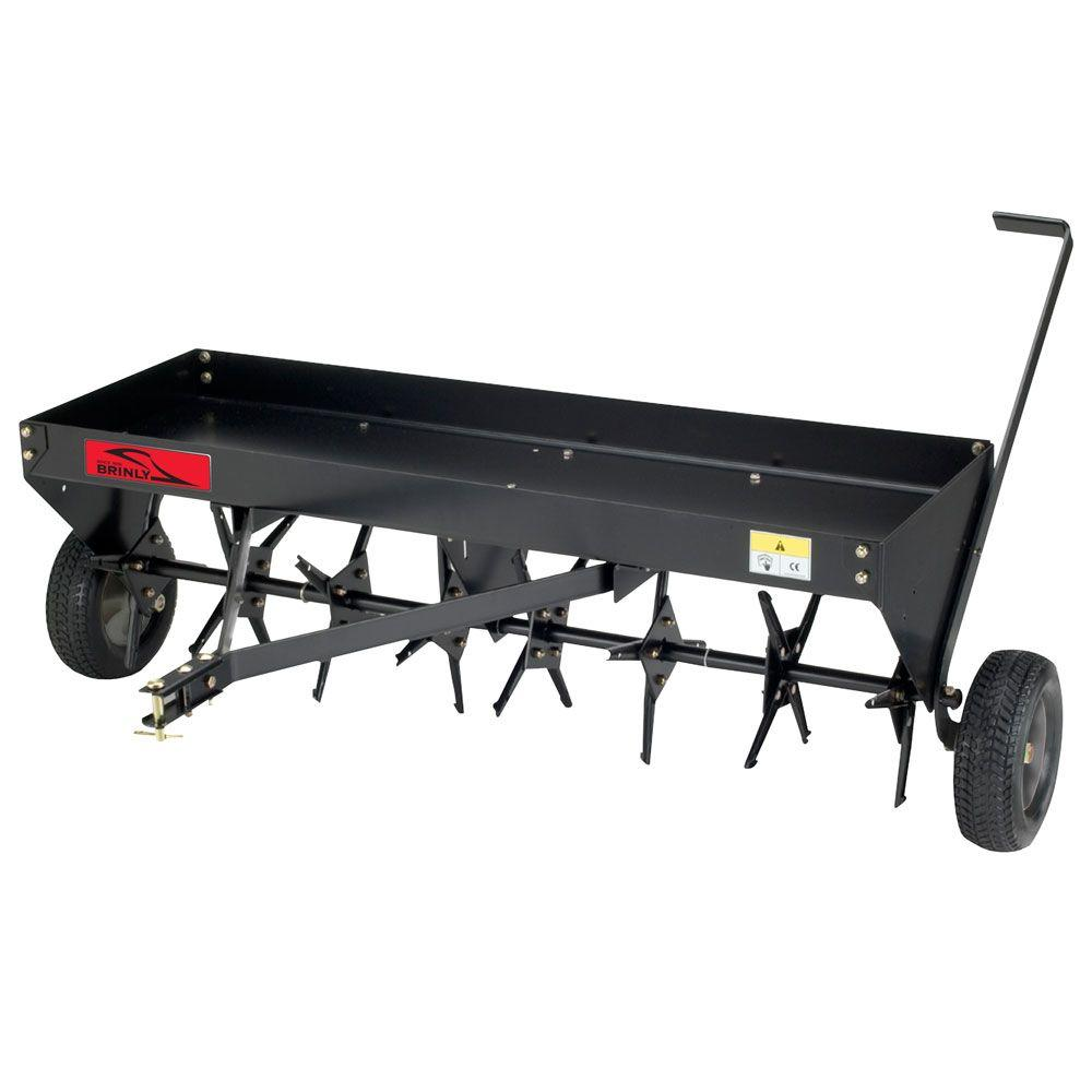 BRINLY-HARDY 48 in. Tow-Behind Plug Aerator