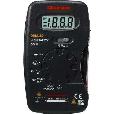 Pocket-Size Digital Multimeter