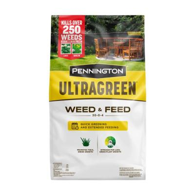 30-0-4 5M 12.5lbs. Weed and Feed Fertilizer