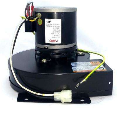 115-Volt Replacement Furnace Inducer Motor