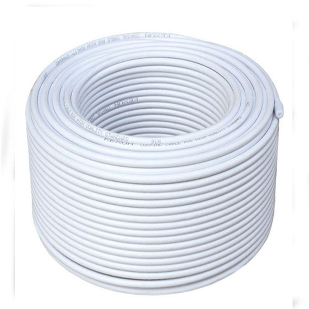 Digiwave 500 ft. White RG6 Coaxial Cable