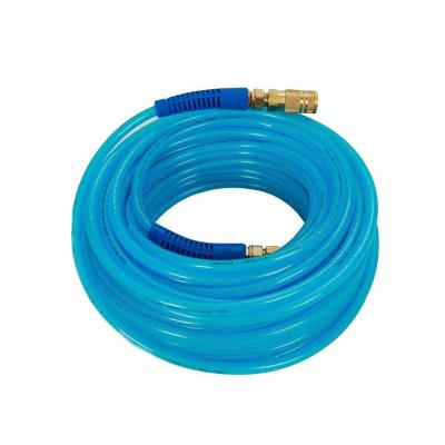 1/4 in. x 100 ft. Polyurethane Air Hose with Couplers