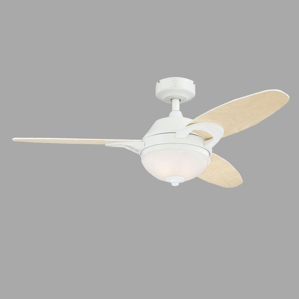 Westinghouse Arcadia 46 in. White Indoor Ceiling Fan
