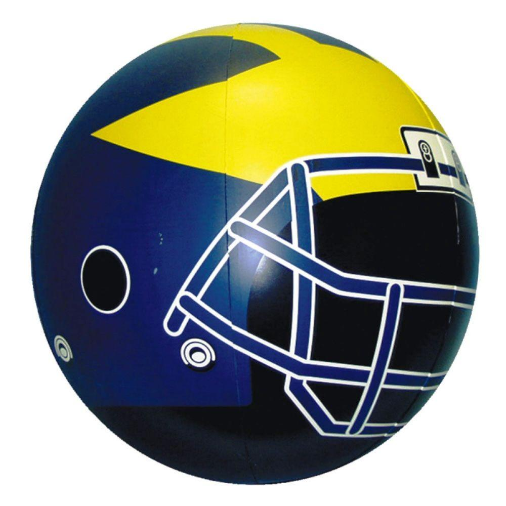 Team Sports America 24 in. Beach Ball - University of Michigan