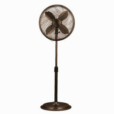 Ecohouzng 16 in. Pedestal Fan
