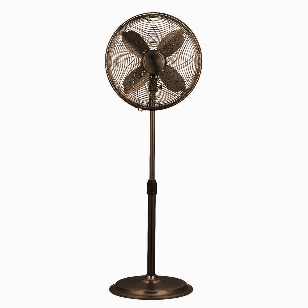 Ecohouzng 16 in. Pedestal Fan