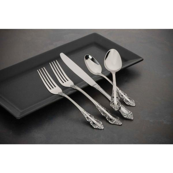 Utica Cutlery Co. Utica Cutlery Company Classic Baroque 20 Pc Set