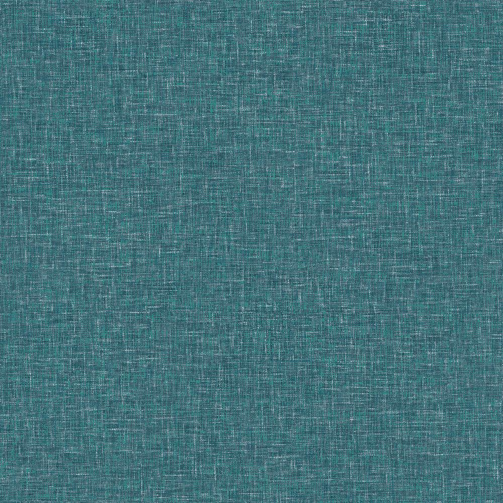 The Texture Of Teal And Turquoise: Arthouse Teal Linen Textures Wallpaper-676101