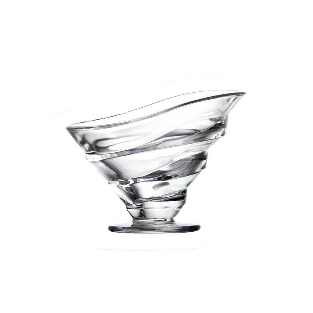 La Rochere Circee 8.5 oz. Short Ice Cream Cup (Set of