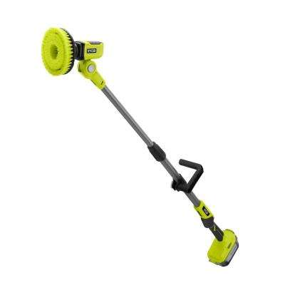 18-Volt ONE+ Cordless Telescoping Power Scrubber (Tool Only)