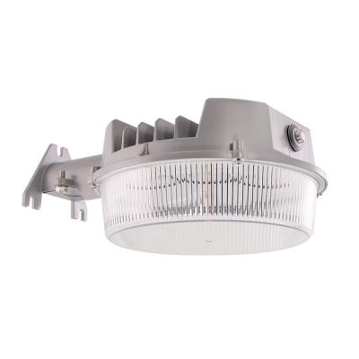 ALB 125-Watt 2000 Lumens Integrated LED Grey Basic Area Light