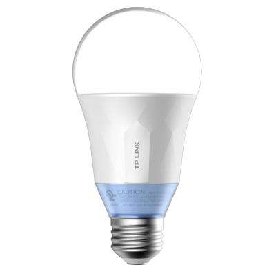 60-Watt Smart Wi-Fi LED Bulb with Tunable White Light with Energy Monitoring