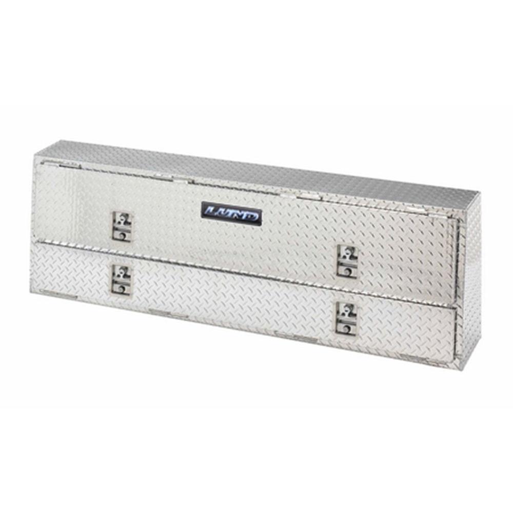 72 in. Aluminum Professional Rail Top Mount Truck Tool Box