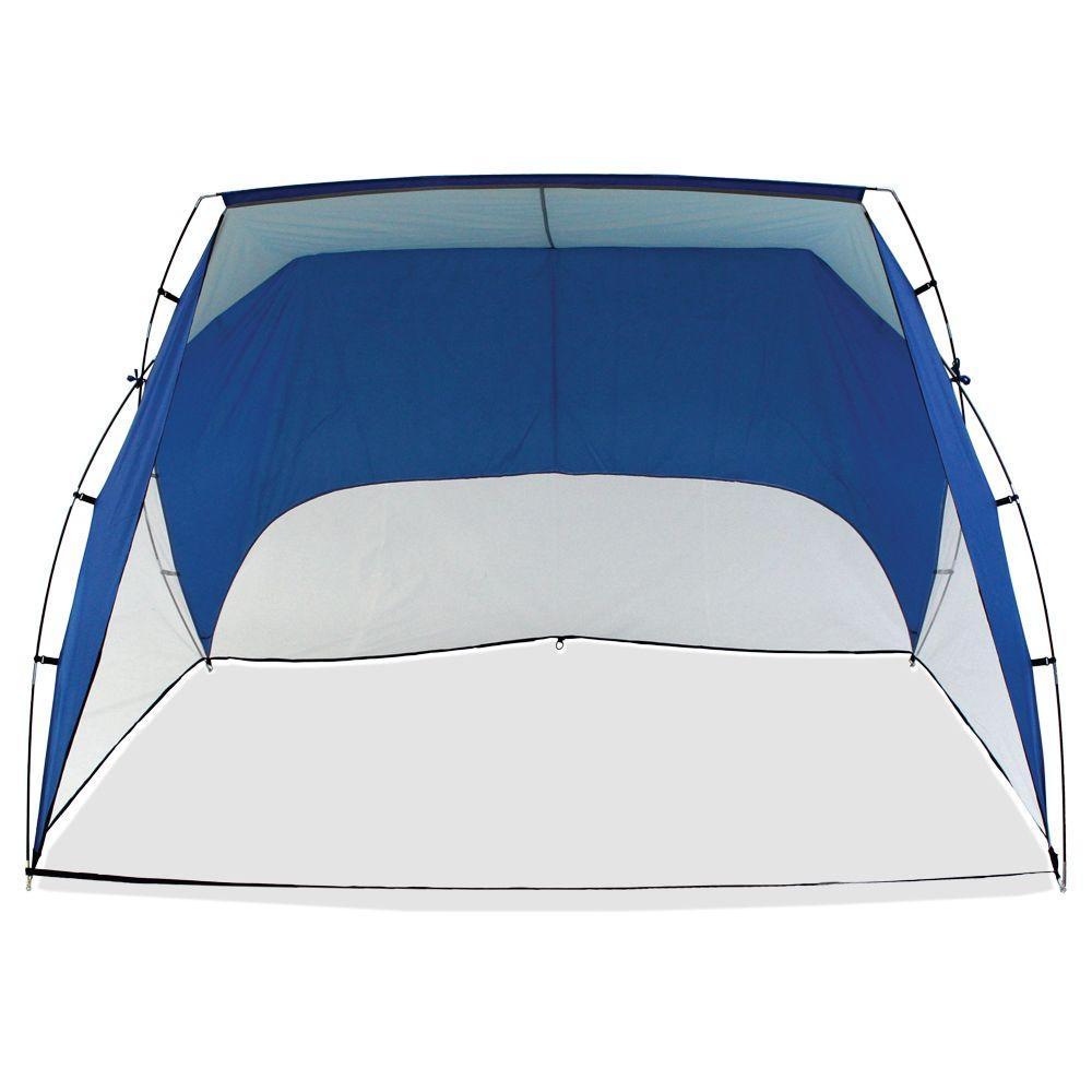 9 ft. x 6 ft. Blue Sport Shelter