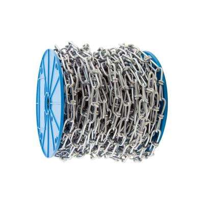 2/0 x 100 ft. Tenso Chain - Zinc Plated - Reeled
