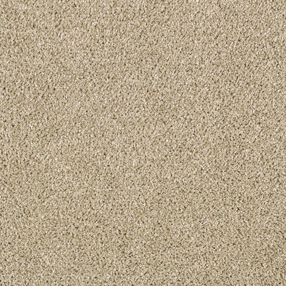 Pagliuca I - Color Stepping Stone Texture 12 ft. Carpet