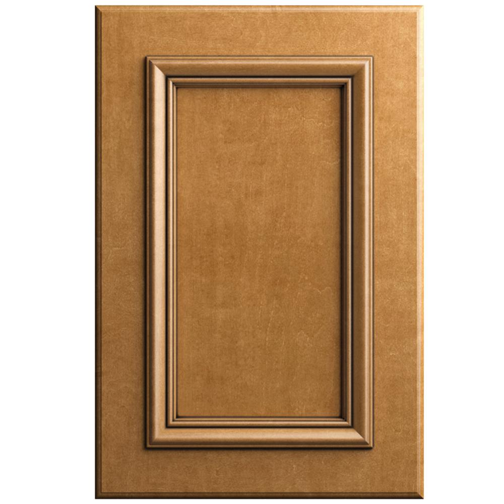 Hampton Bay 11x15 In Belleville Cabinet Door Sample In Sand Glaze Hbdssd Mqm 88bg The Home Depot
