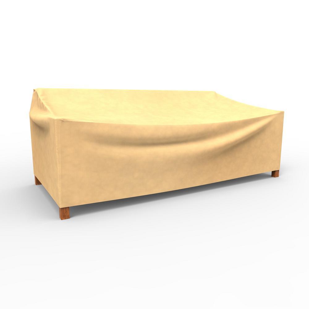 Budge All-Seasons Large Patio Sofa Covers