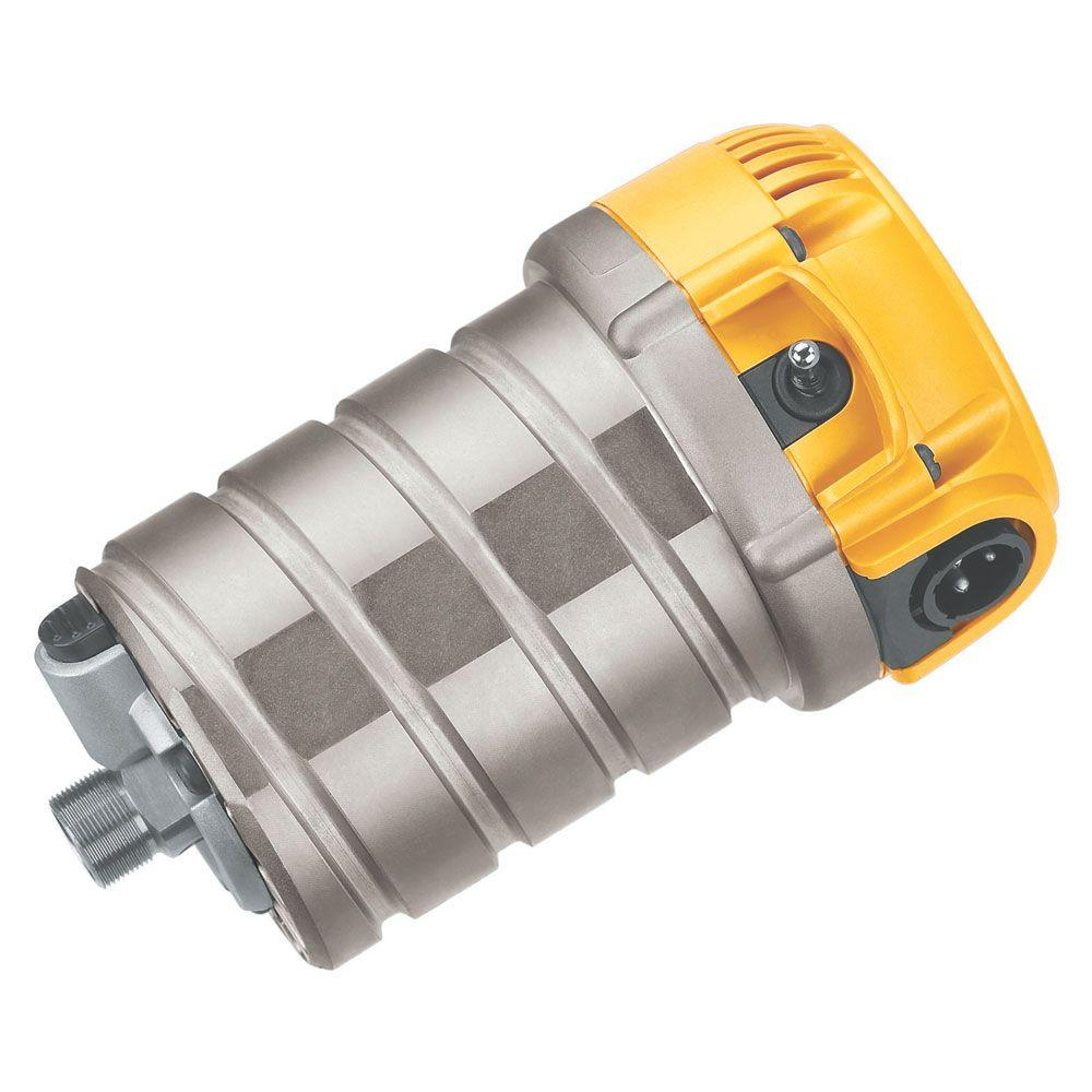 DEWALT 2-1/4 HP Electronic Variable Speed Router Motor with Soft Start