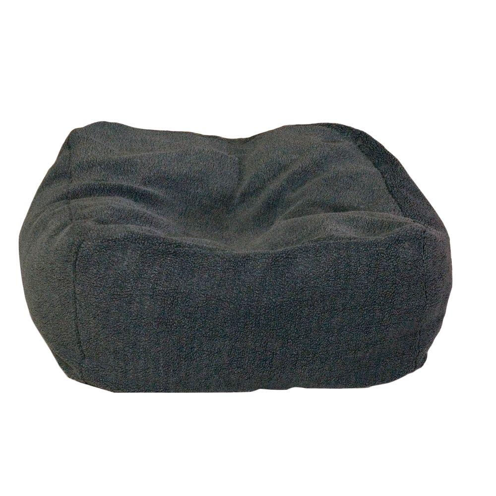 Cuddle Cube Small Gray Pet Bed