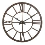 Rust See Through Wall Clock