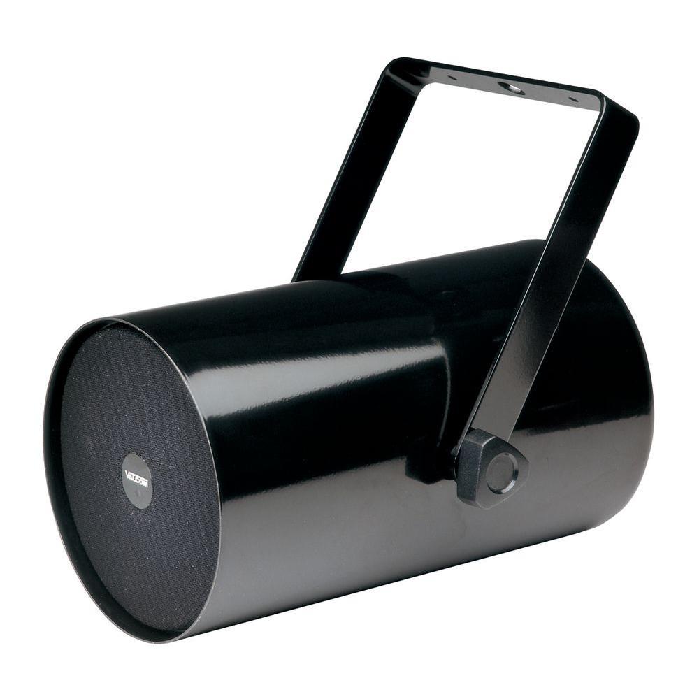 5-Watt 1-Way Track-Style Speaker - Black