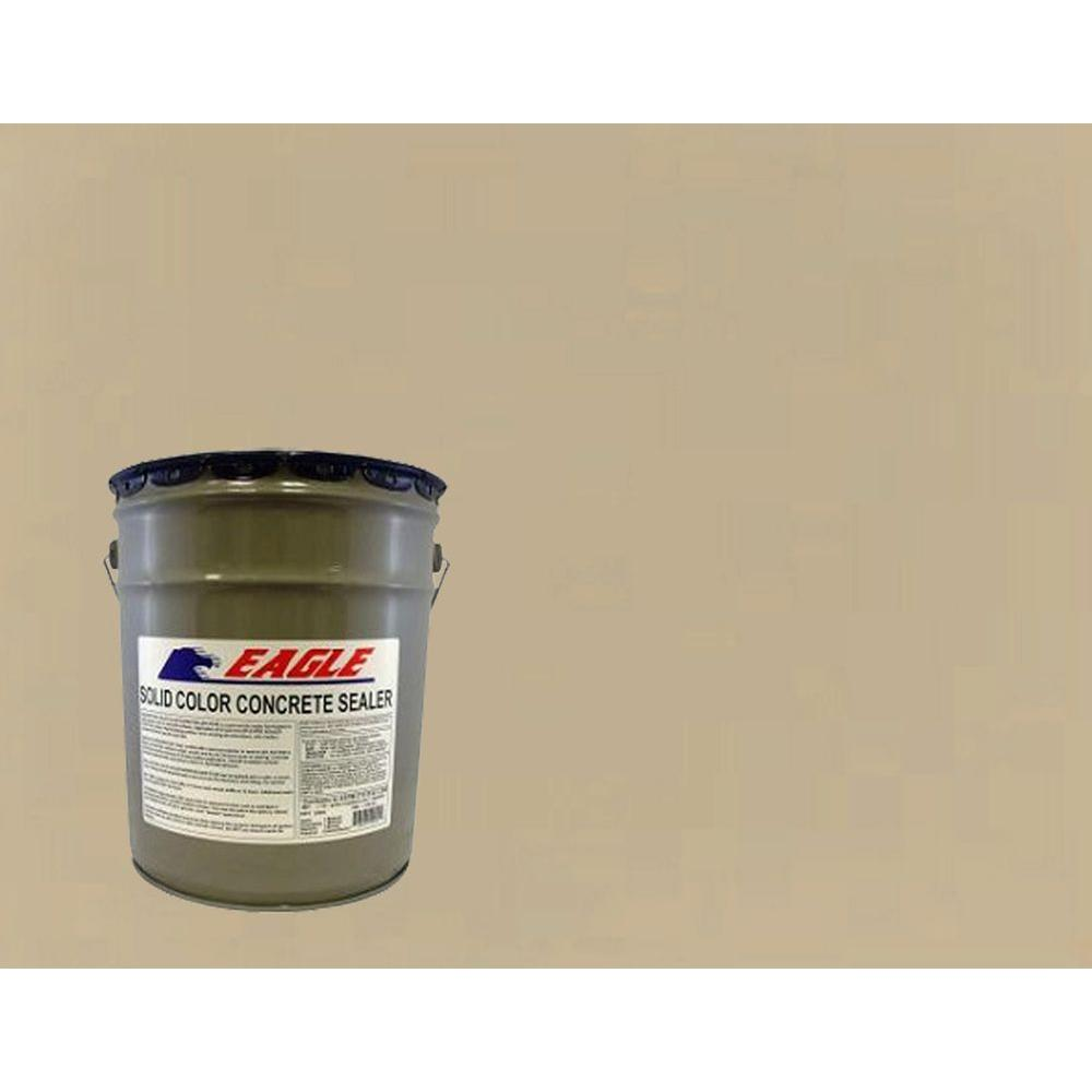 Eagle 5 gal. Cemented Solid Color Solvent Based Concrete Sealer