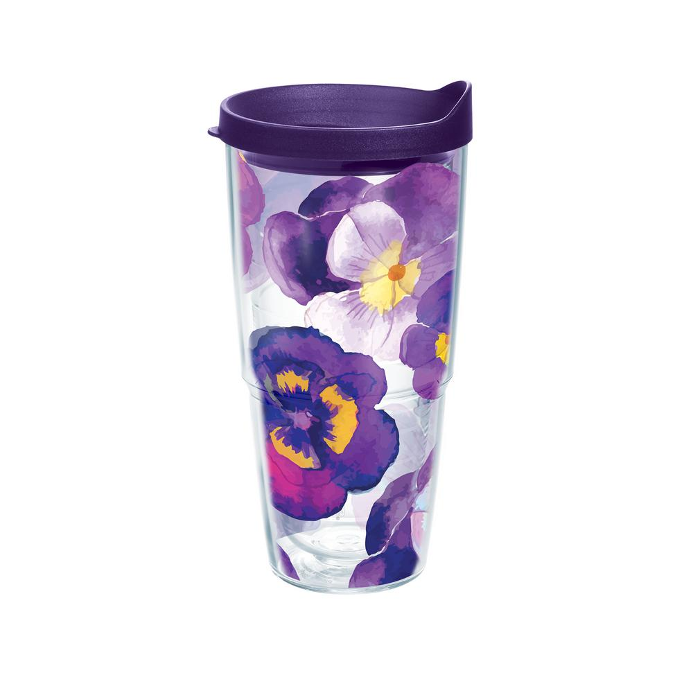 Tervis Watercolor 24 Oz Tumbler With Lid
