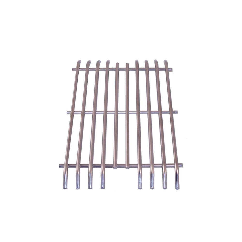 KitchenAid 13.7 in. x 8.46 in. Sear Burner Cooking Grid Renew your KitchenAid gas grill with a replacement stainless steel sear burner cooking Grate. Replacement sear burner grate for KitchenAid model 720-0893. Freshen the look and performance of your cooking grates, to enhance the life span of your KitchenAid grill. Package consists of 1 stainless steel sear burner cooking Grate.