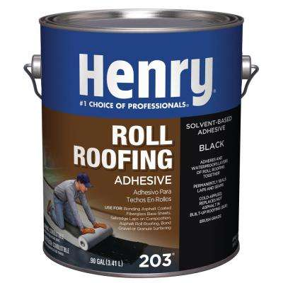 0.90-Gal. 203 Cold Applied Roof Coating ement