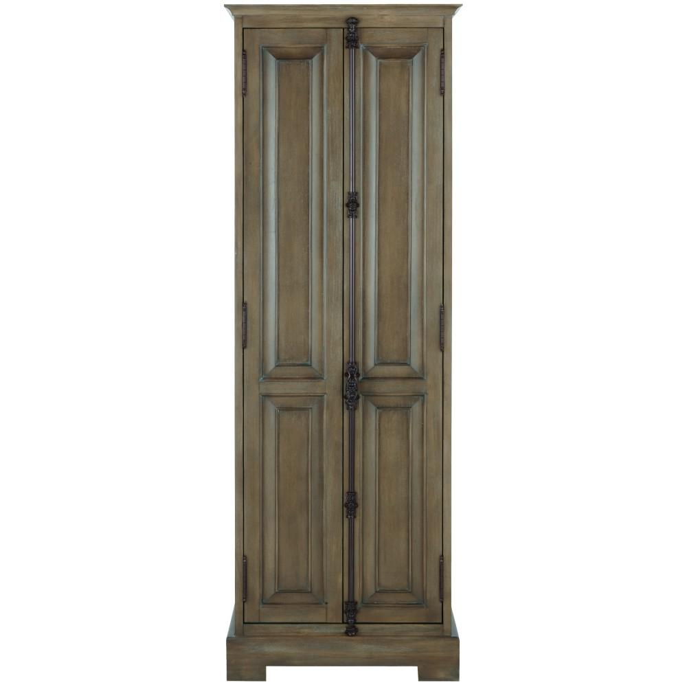 Home Decorators Collection Clinton 24 In W Linen Cabinet