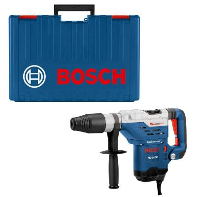 13 Amp Corded 1-5/8 in. SDS-max Variable Speed Rotary Hammer Drill with Auxiliary Side Handle and Carrying Case