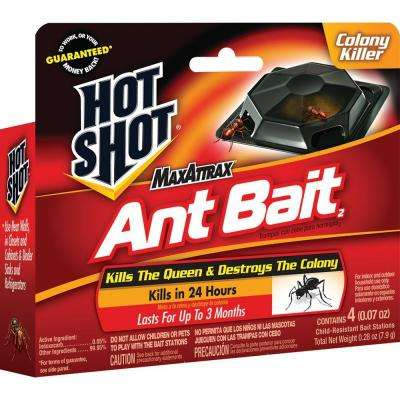 MaxAttrax Ant Bait (4-Count)