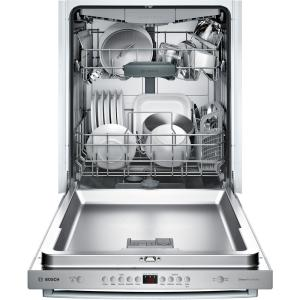 100 Series Top Control Tall Tub Dishwasher in Stainless Steel with Hybrid Stainless Steel Tub and 3rd Rack, 48dBA