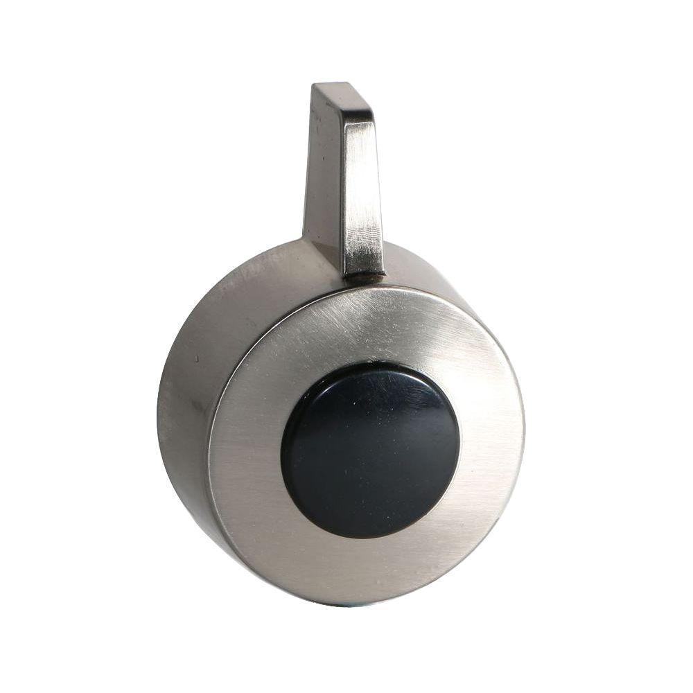 DANFOSS Tempress Shower Handle in Brushed Nickel