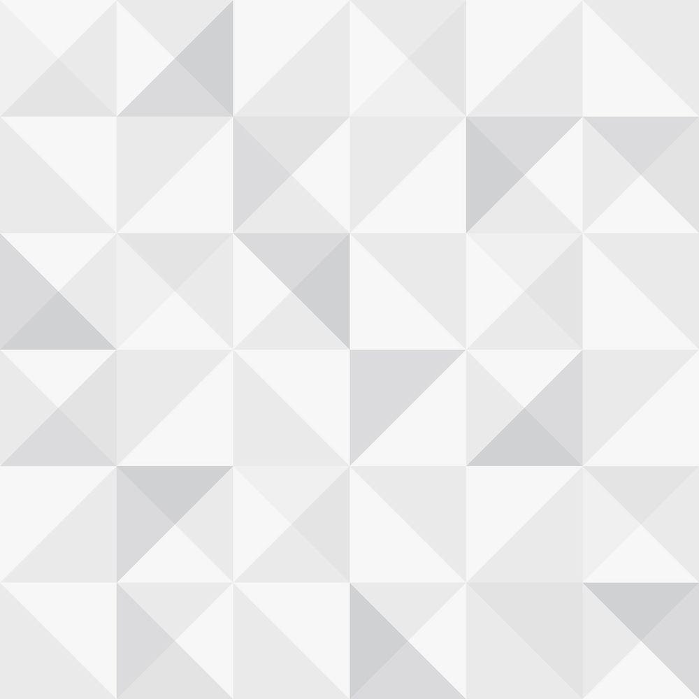 Brewster Dabria White Geometric Wallpaper Sample WV8102SAM