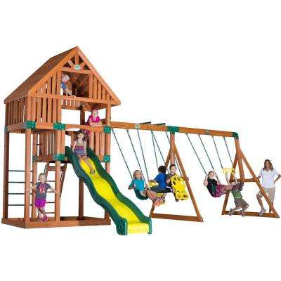 Quest All Cedar Playset