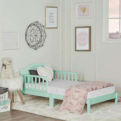 Sydney Mint Toddler Adjustable Toddler Bed