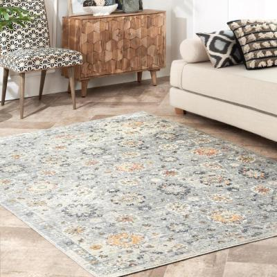 Nuloom Bright Trellis Area Rugs Rugs The Home Depot