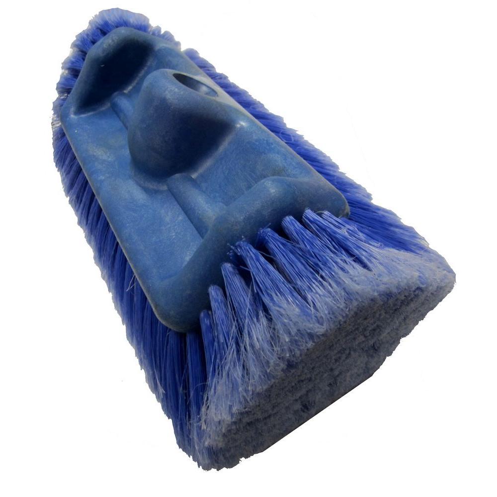 Water Flow Thru Wrap Around Flo-Brush for Extend-A-Flo Wash Brush Handle