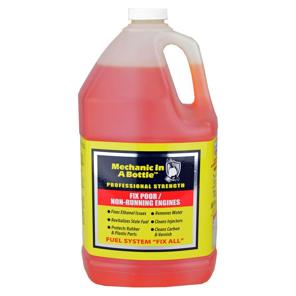Mechanic in a Bottle 1 Gal. Synthetic Fuel Additive