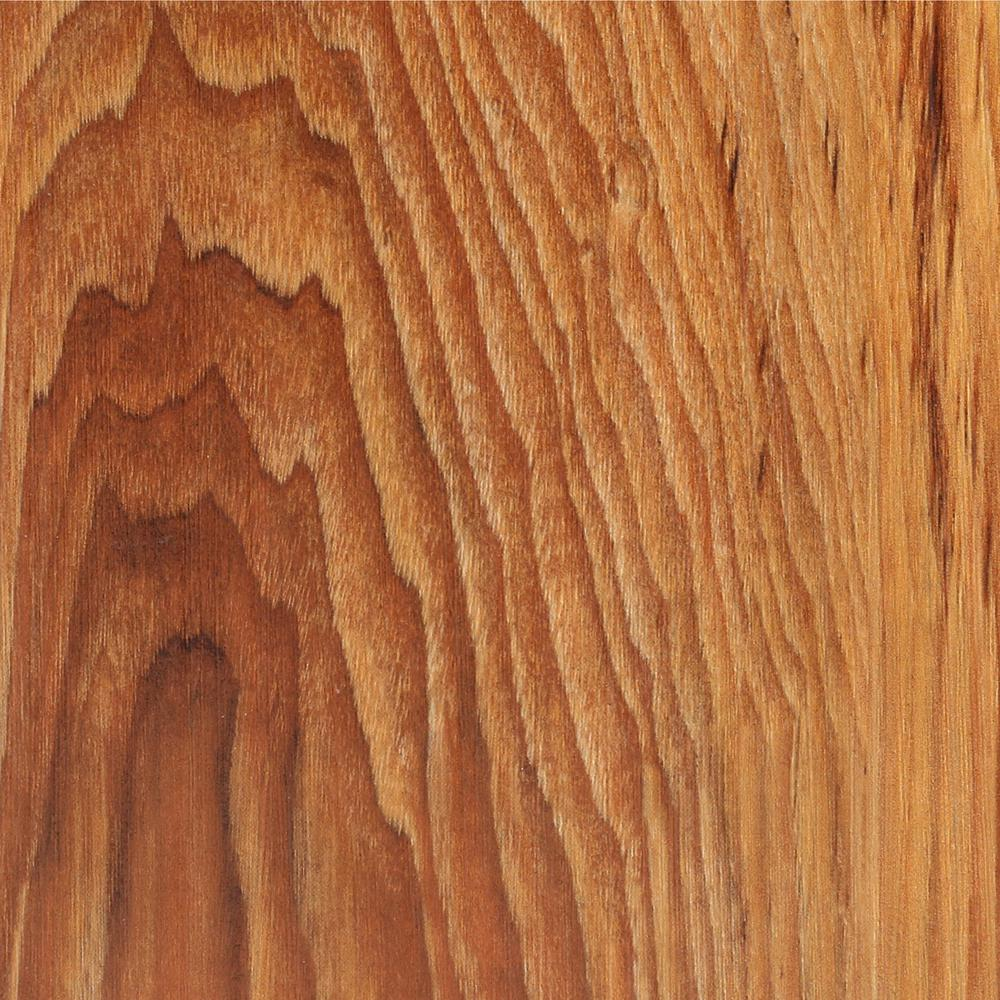 TrafficMASTER Take Home Sample - High Point Chestnut Luxury Vinyl Plank Flooring - 4 in. x 4 in.