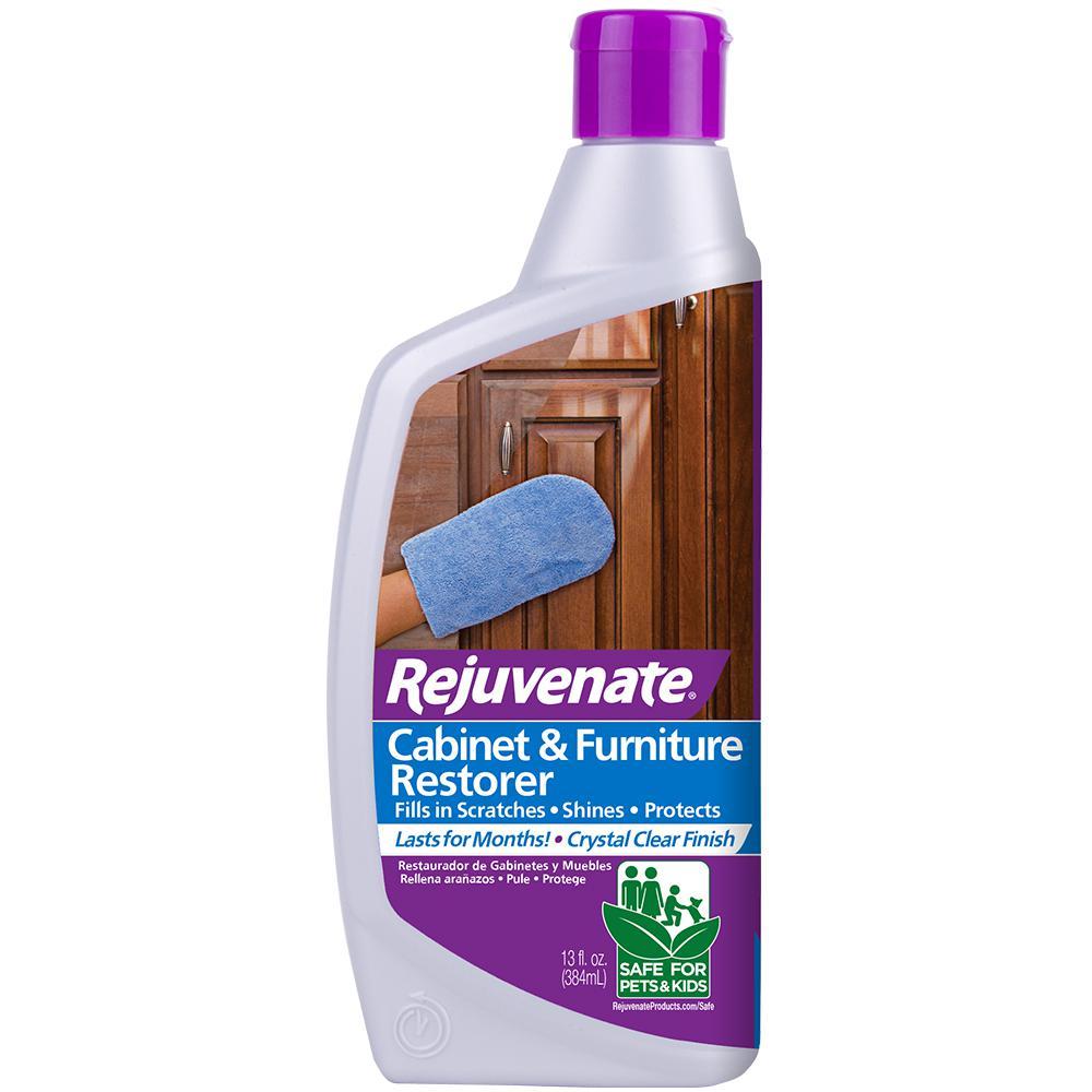 Rejuvenate 13 oz. Cabinet and Furniture Restorer and Protectant