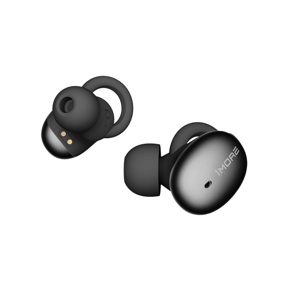 Stylish True Wireless In Ear Bluetooth Headphones With Microphone In Black E1026bt I The Home Depot