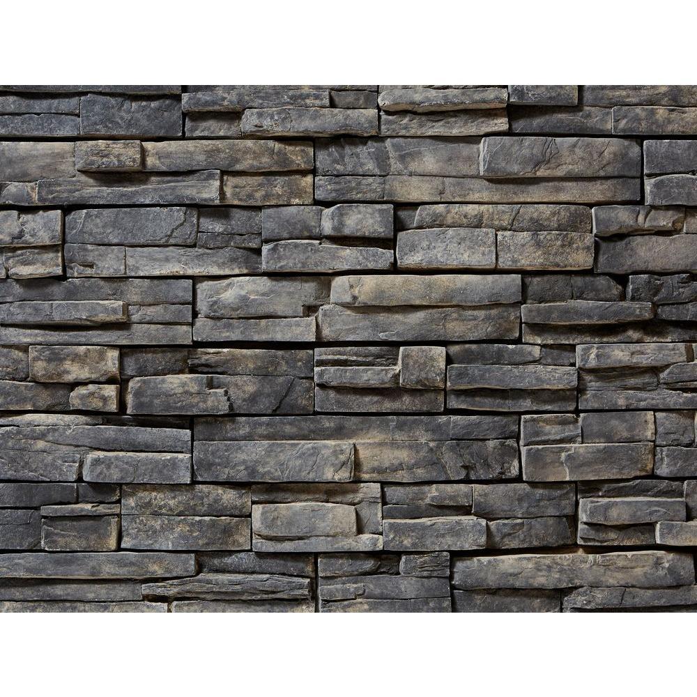 ClipStone Prostack Ash Flats 26-3/4 in. x 16 in. 8 sq. ft ...