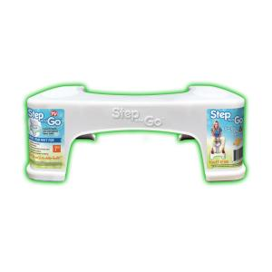 HomeDepot.com deals on Step and Go 7 in. Toilet Potty Aid